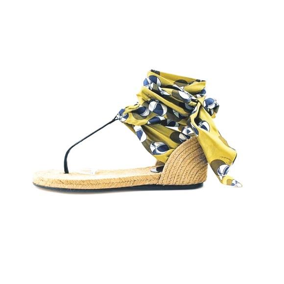 2c193ef5c Gucci Shoes | Espadrilles Classic Ankle Ribbon | Poshmark